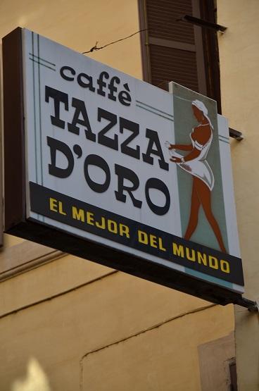 LA CASA DEL CAFFE'TAZZA D'ORO