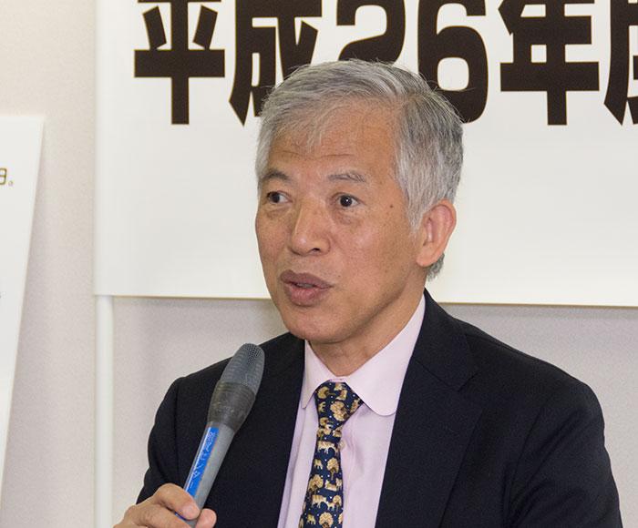 全日本コーヒー公正取引協議会 常務理事 西野豊秀 様