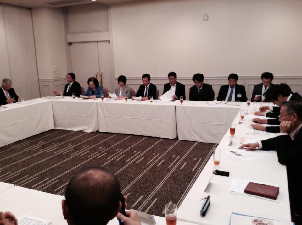 東日本第30回東北地区懇談会
