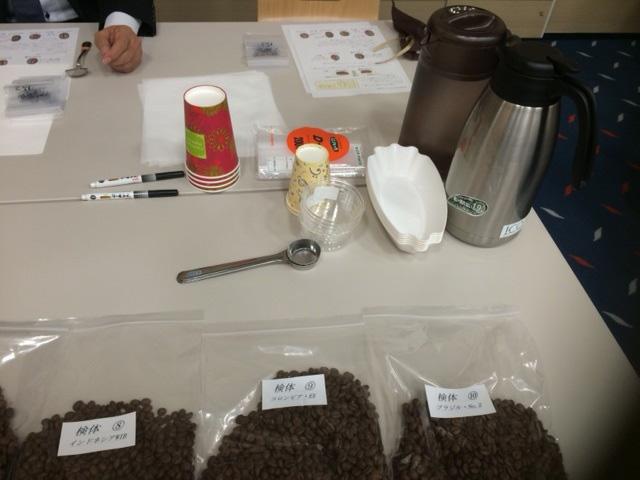 実際の検定さながらの準備の元、 講義は行われました。