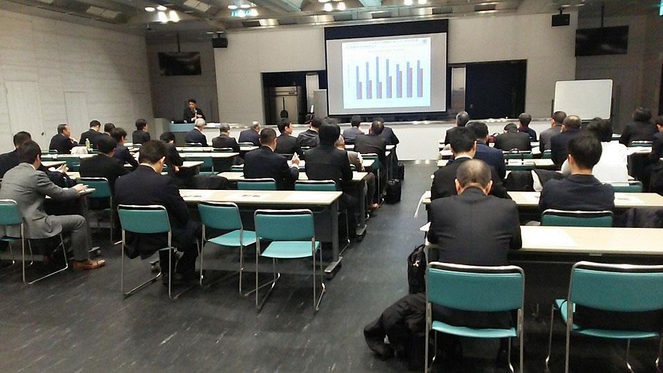 ステップアップセミナーを開催 大阪珈琲商工組合事務局