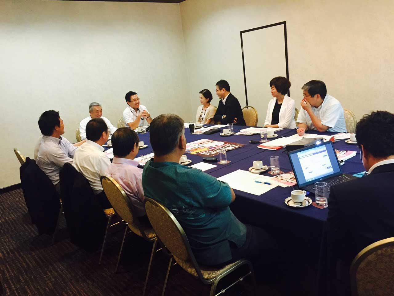 全日本コーヒー商工組合連合会 フェア委員会を開催