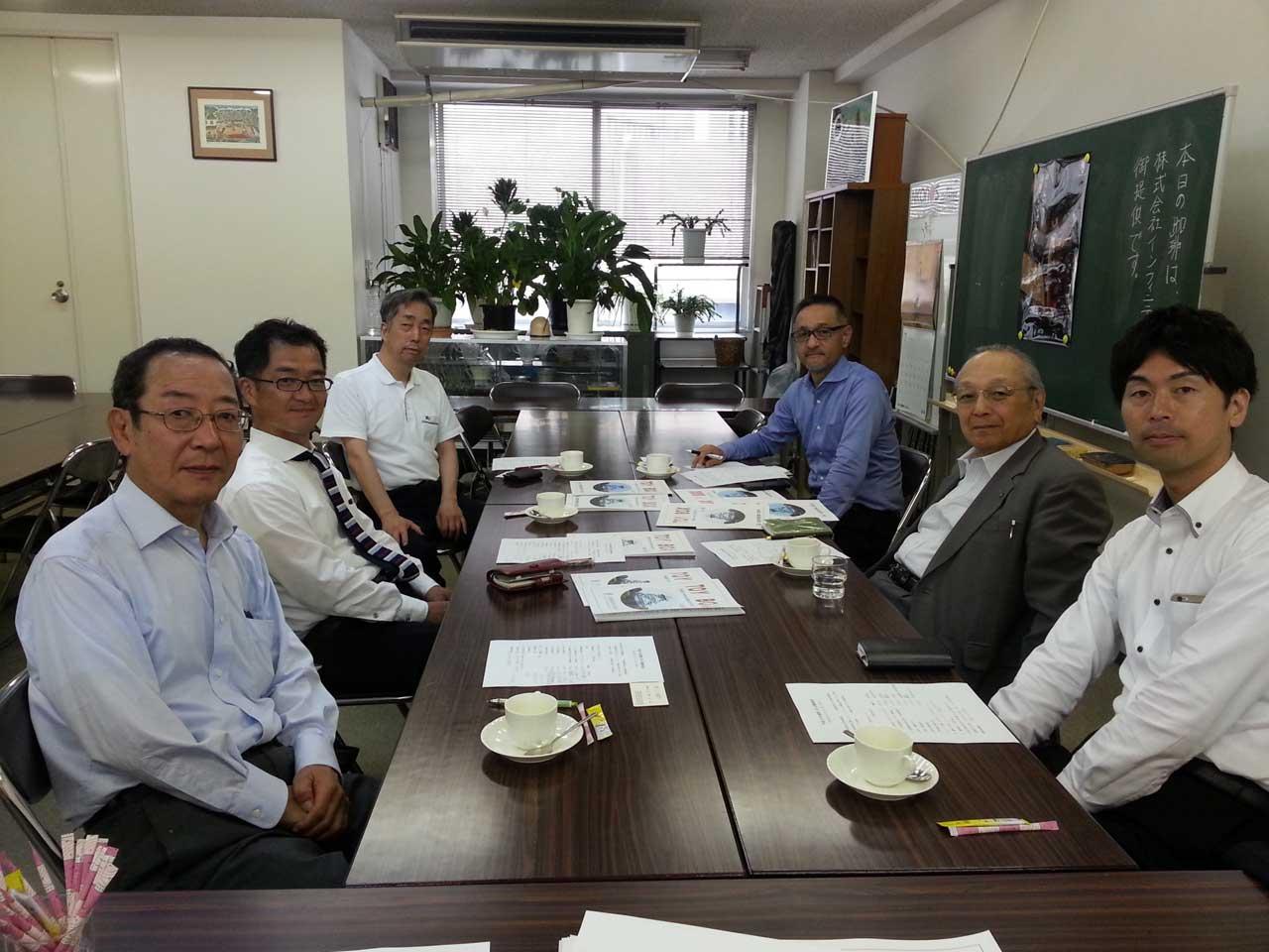 広報委員会を開催 大阪珈琲商工組合