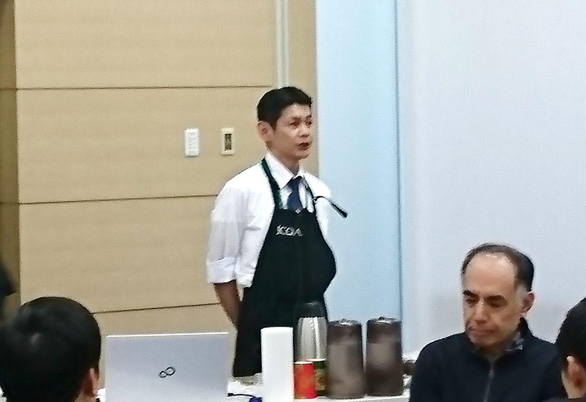 講師:吉田浩一郎氏(JCQA認定インストラクター講師