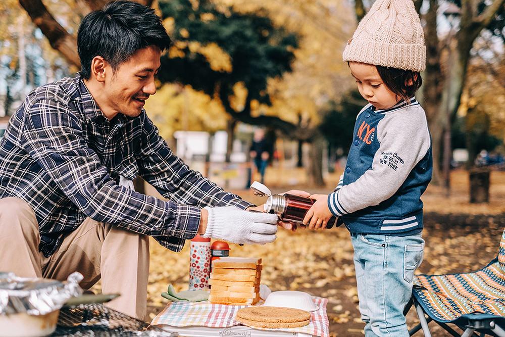 グランプリ &「愛する人とwith Coffee」 東京府 石川 和久様『ま、一杯』
