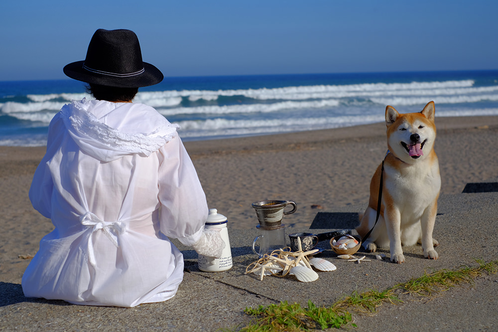 「インスタグラムでwith Coffee」 神奈川県 藤崎 愛子様『ある夏の思い出』