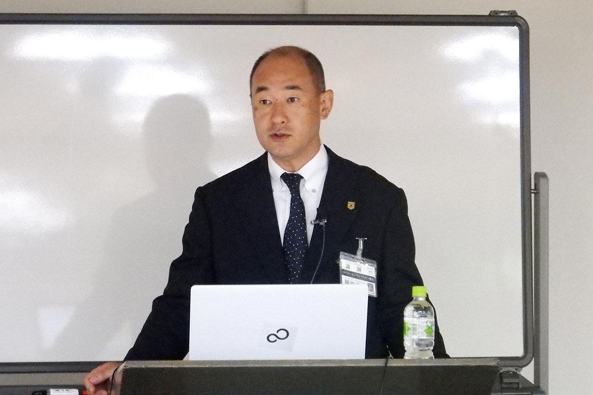 講師の園田高久氏