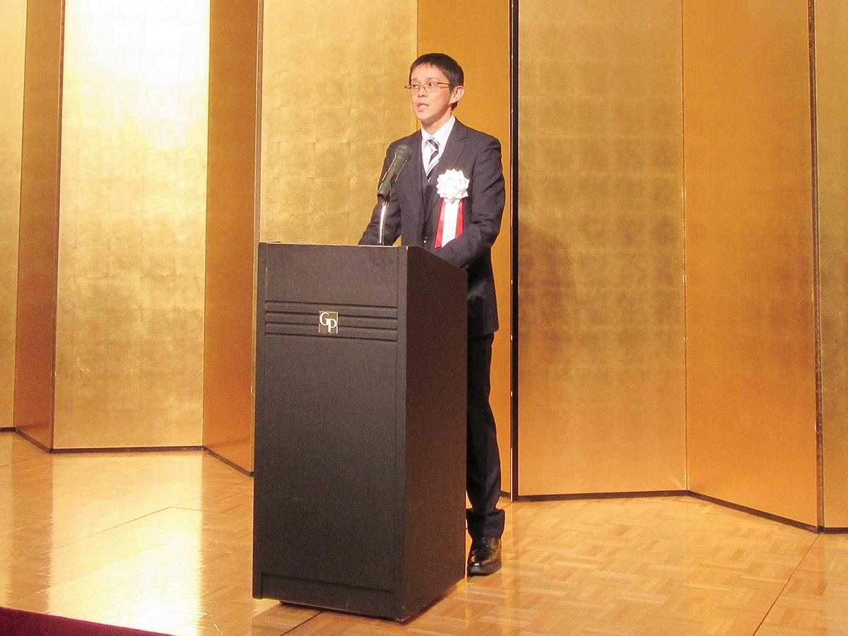 中部日本組合 和田理事長の挨拶